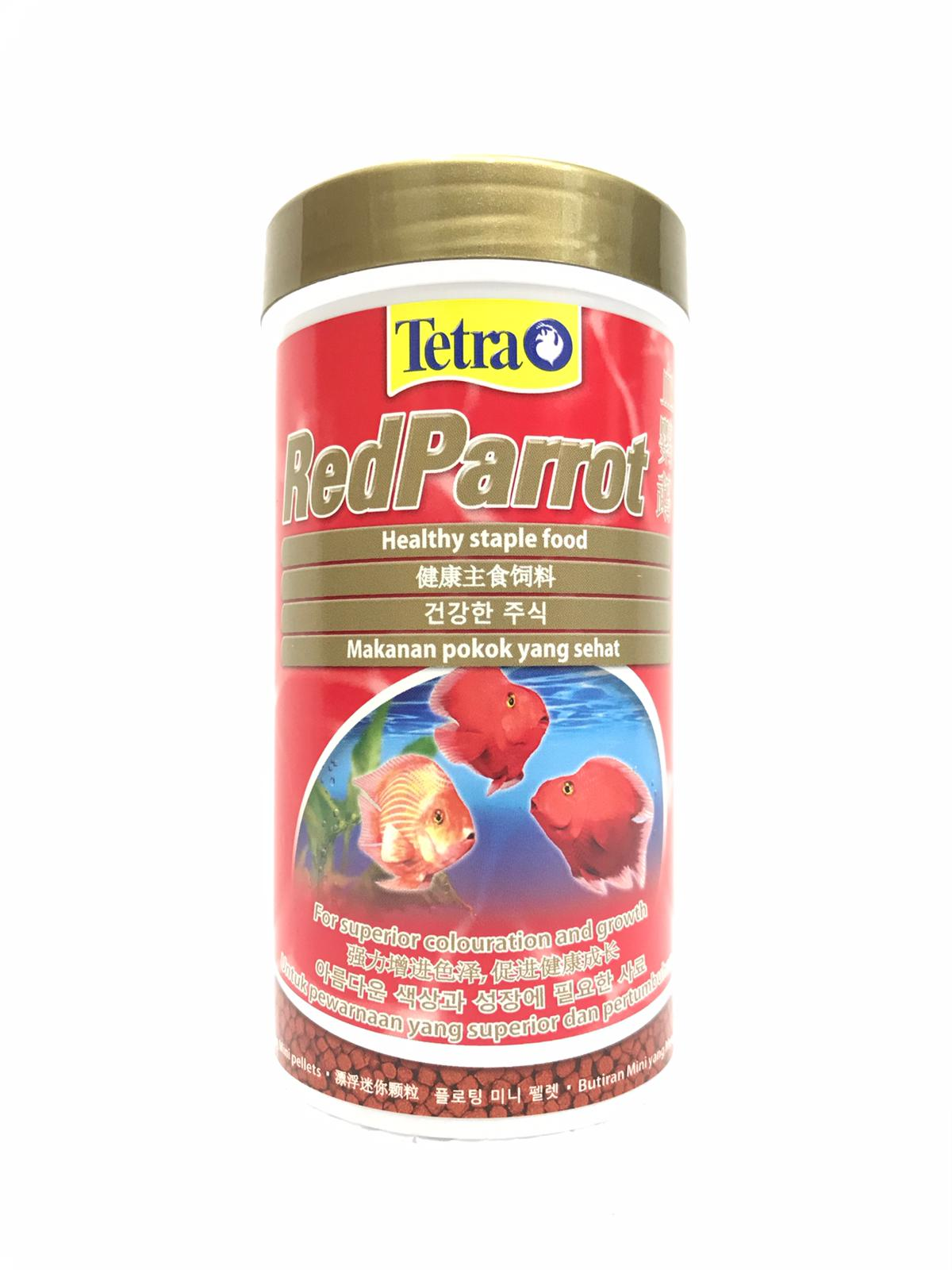 Tetra Red Parrot