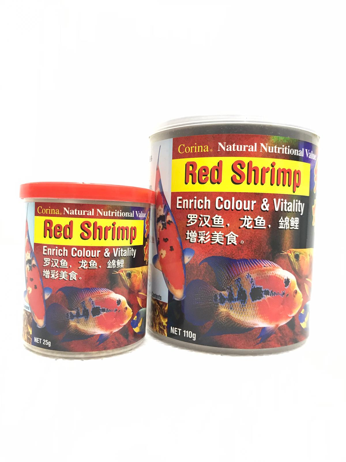 Corina Red Shrimp Enrich Colour And Vitality