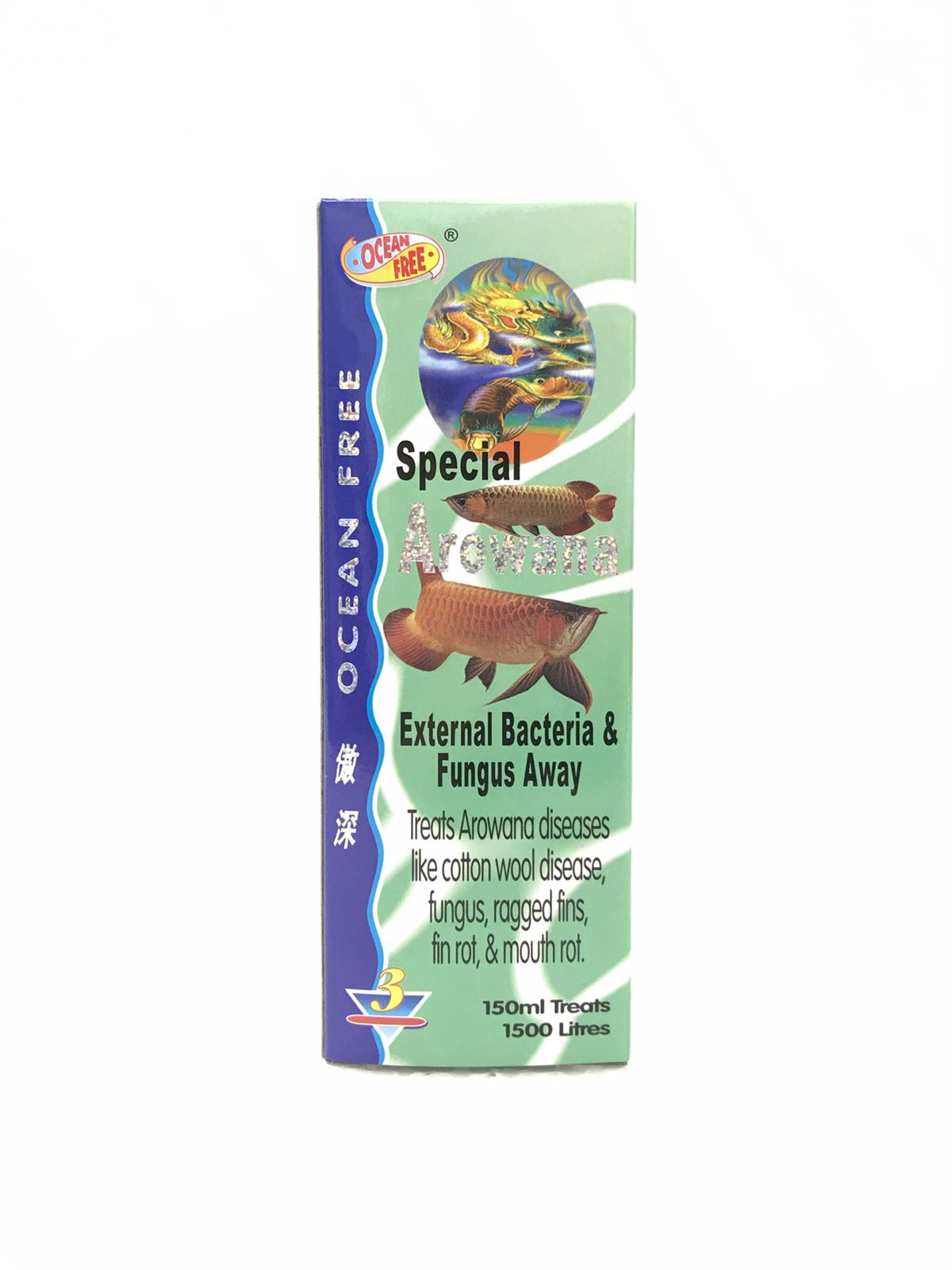 OF Special Arowana External Bacteria And Fungus Away 3
