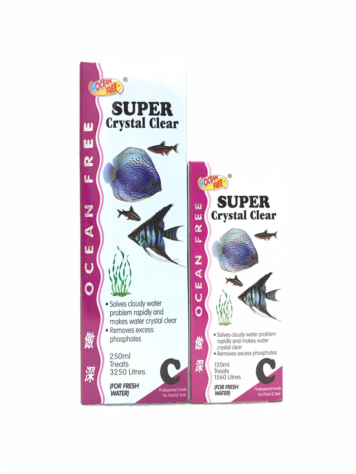 Of C Super Crystal Clear
