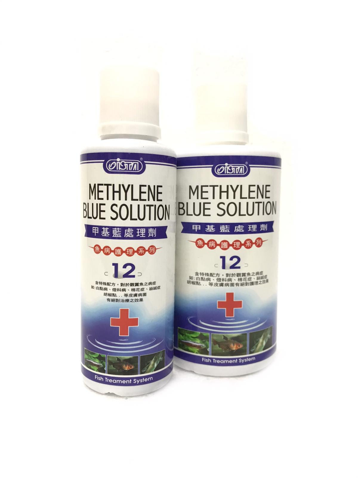 Ista Methylene Blue Solution