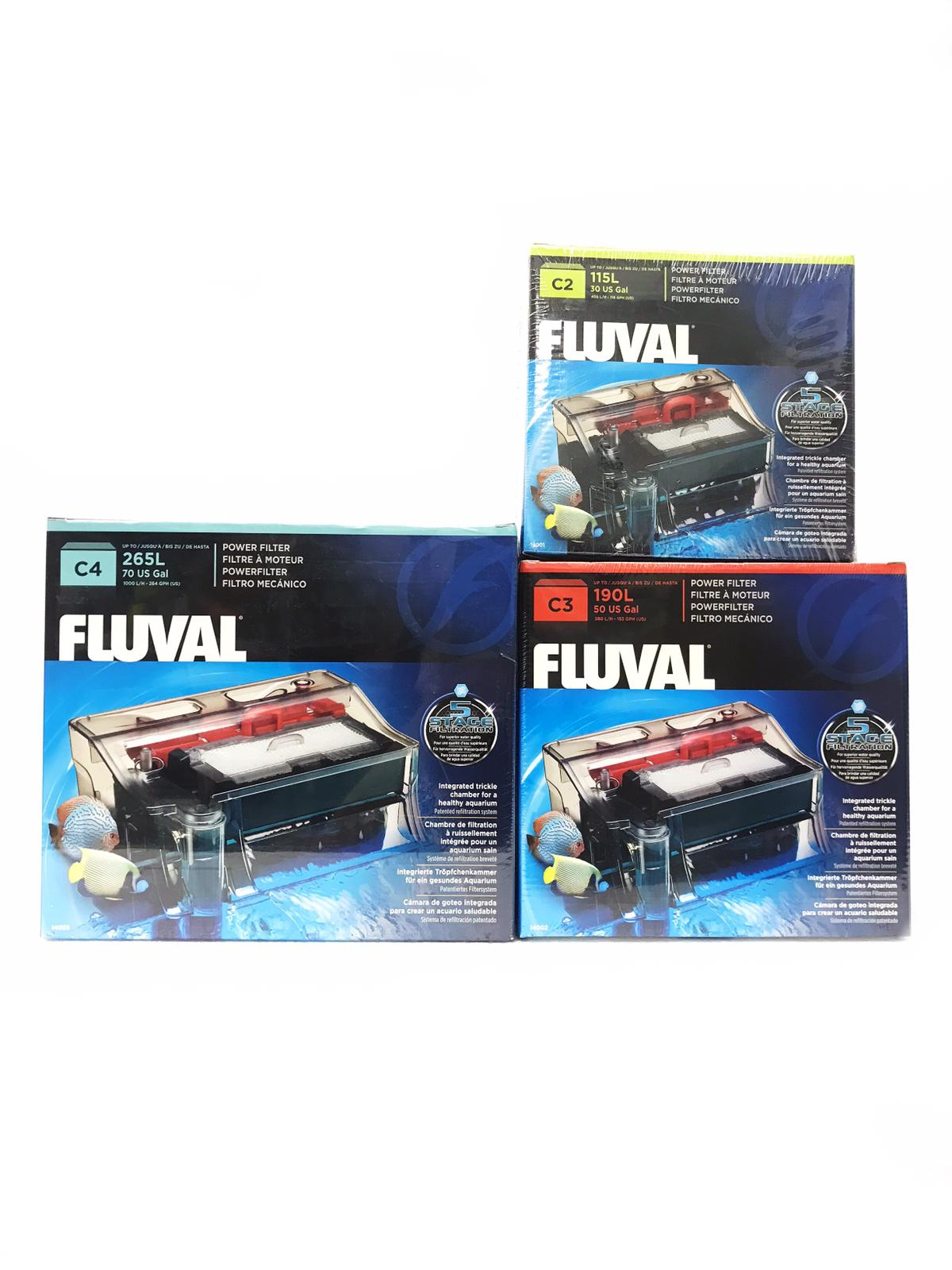 Fluval C Series Hang On Filters