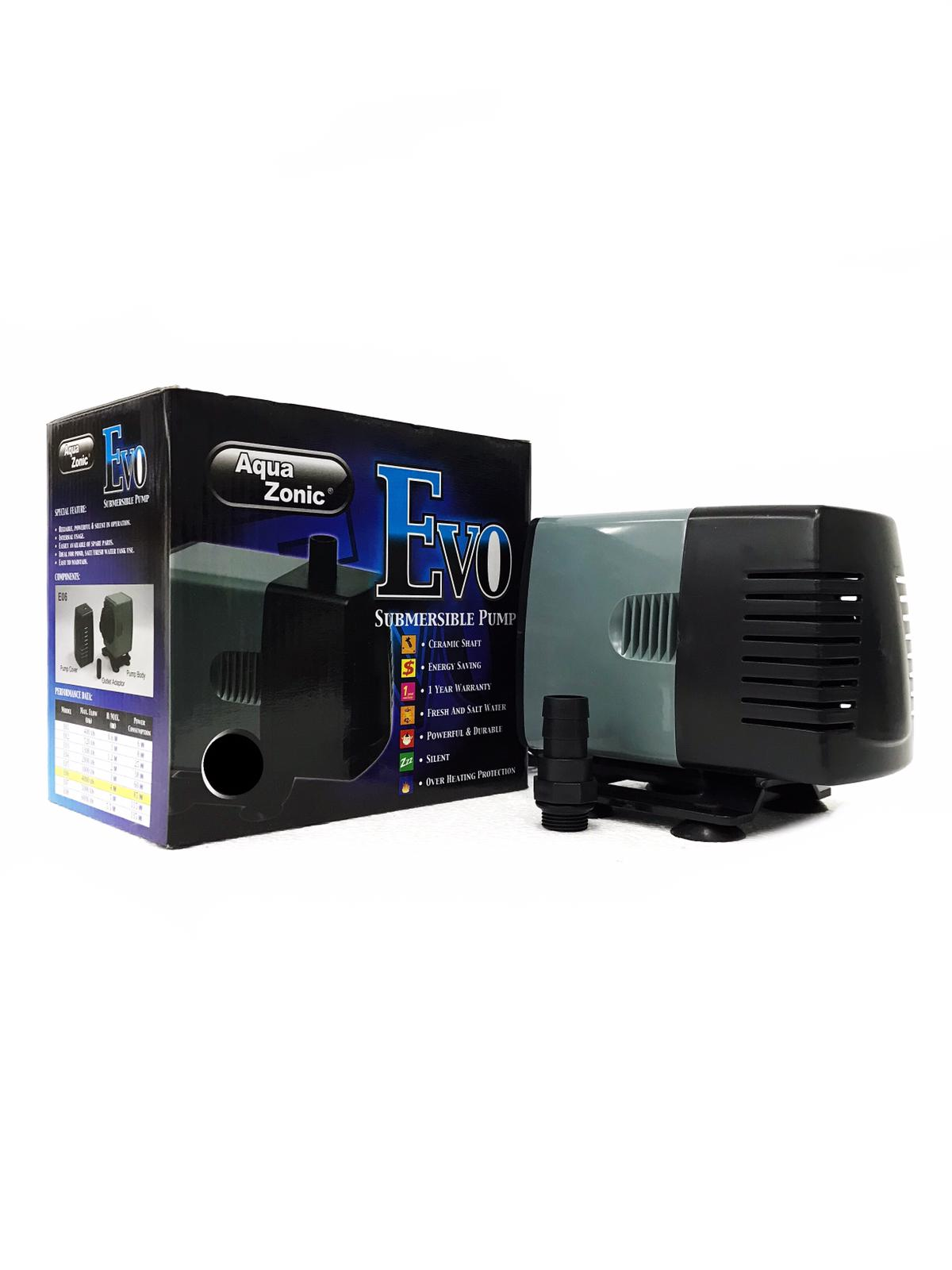 Aqua Zonic Evo Submersible Pump