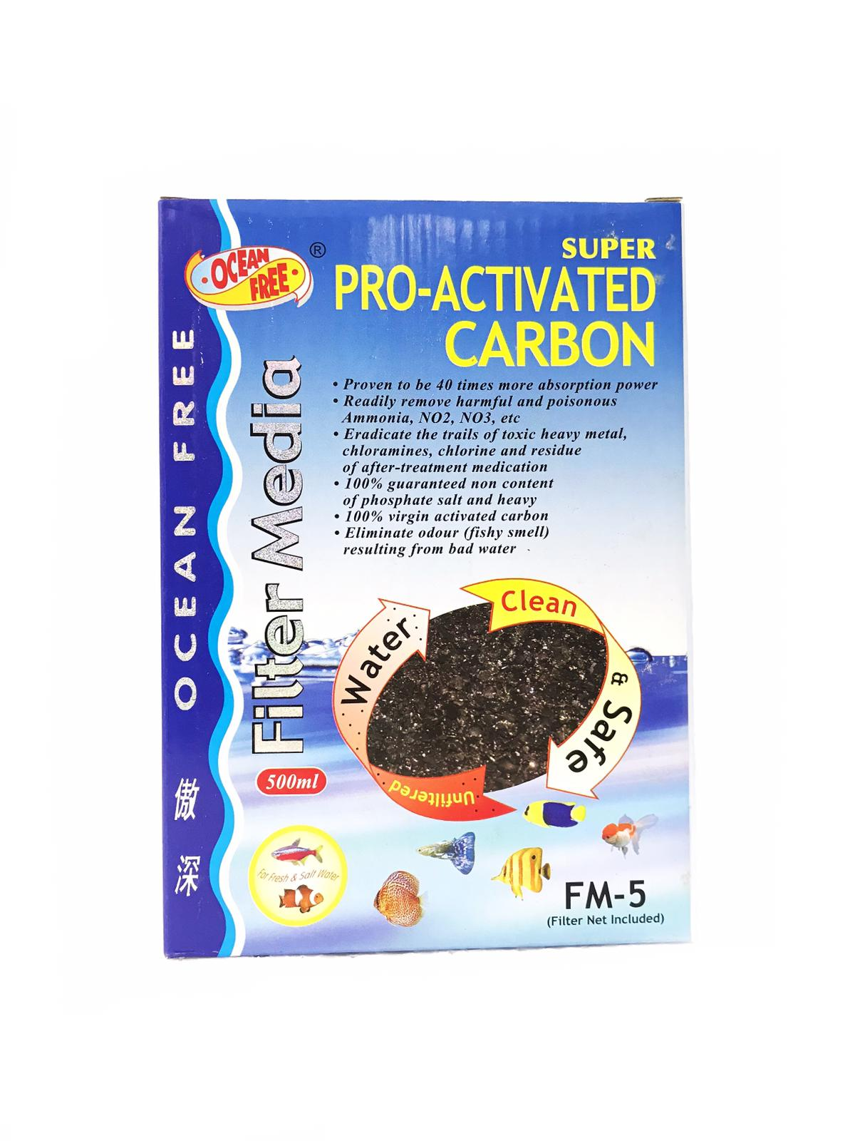 OF Super Pro-Activated Carbon FM-5