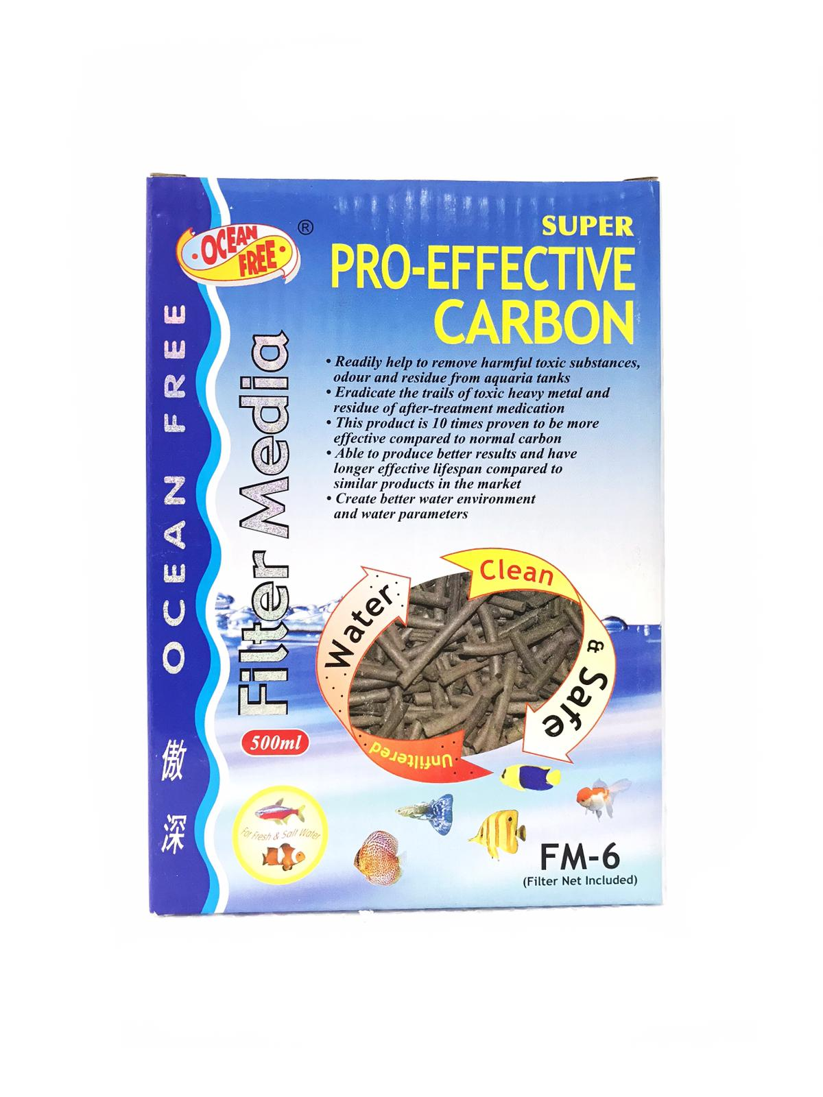 OF Super Pro-Effective Carbon FM-6
