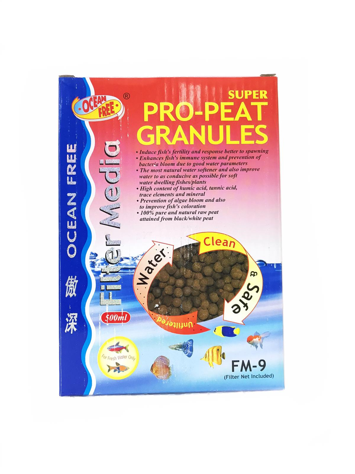 OF Super Pro-Peat Granules FM-9