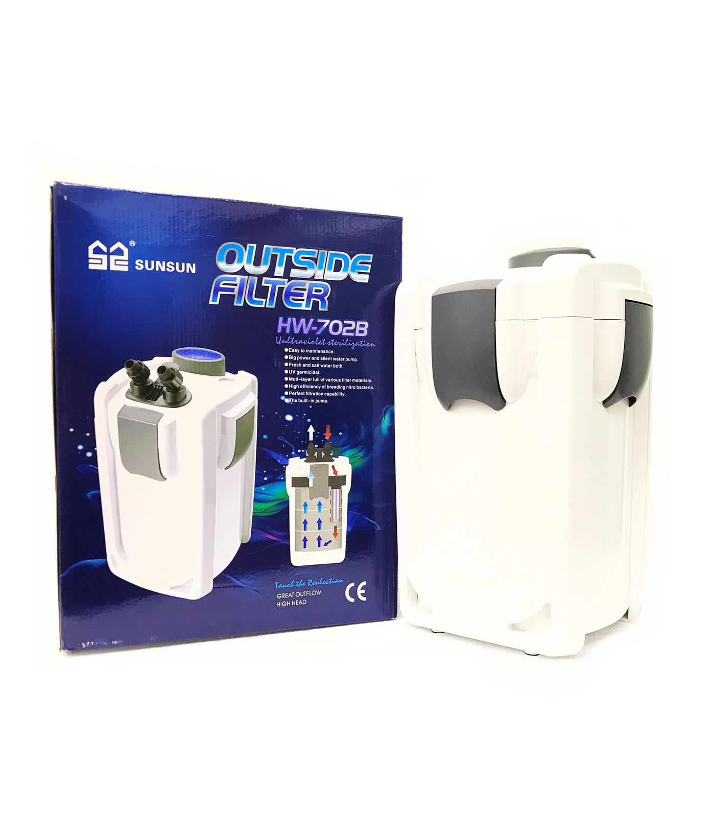 Sunsun Canister Filter With UV