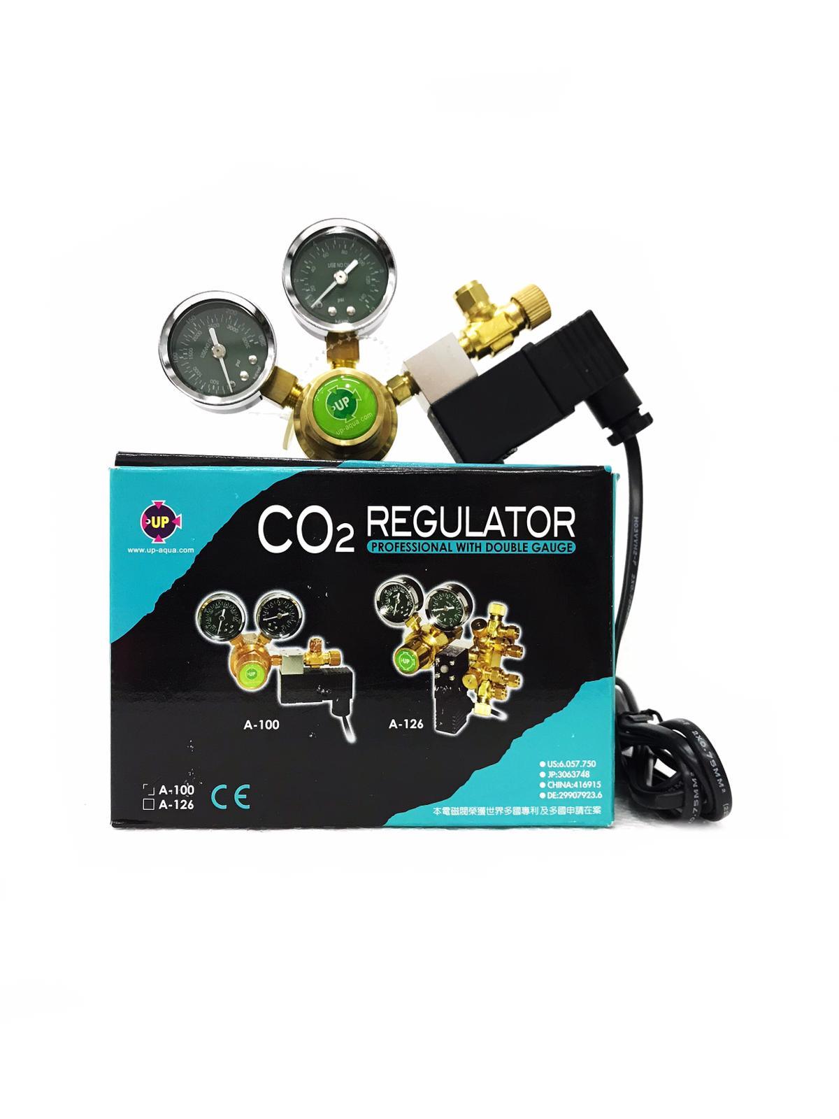 Up Co2 Regulator A-100