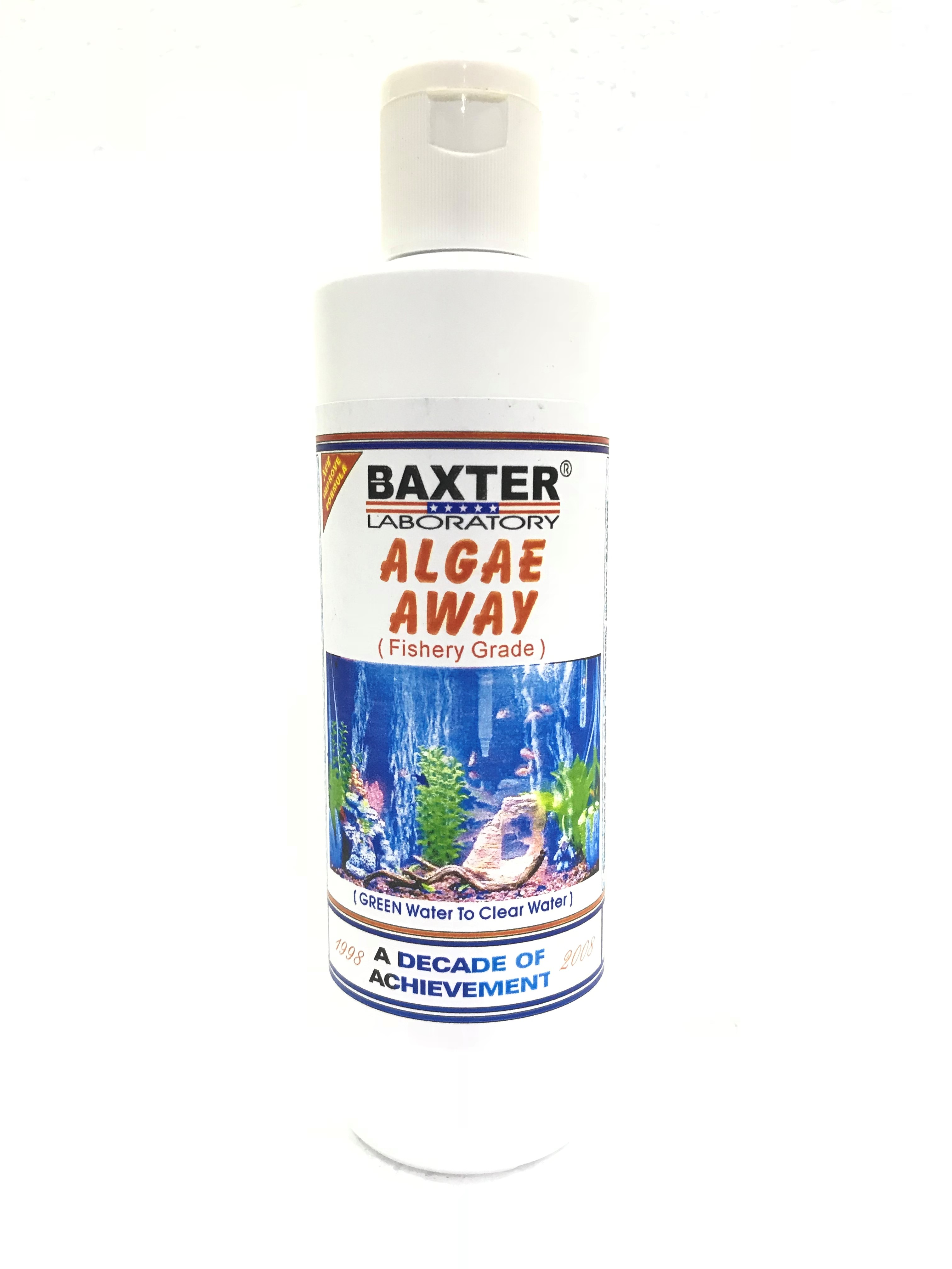 Baxter Algae Away ( Fishery Grade )