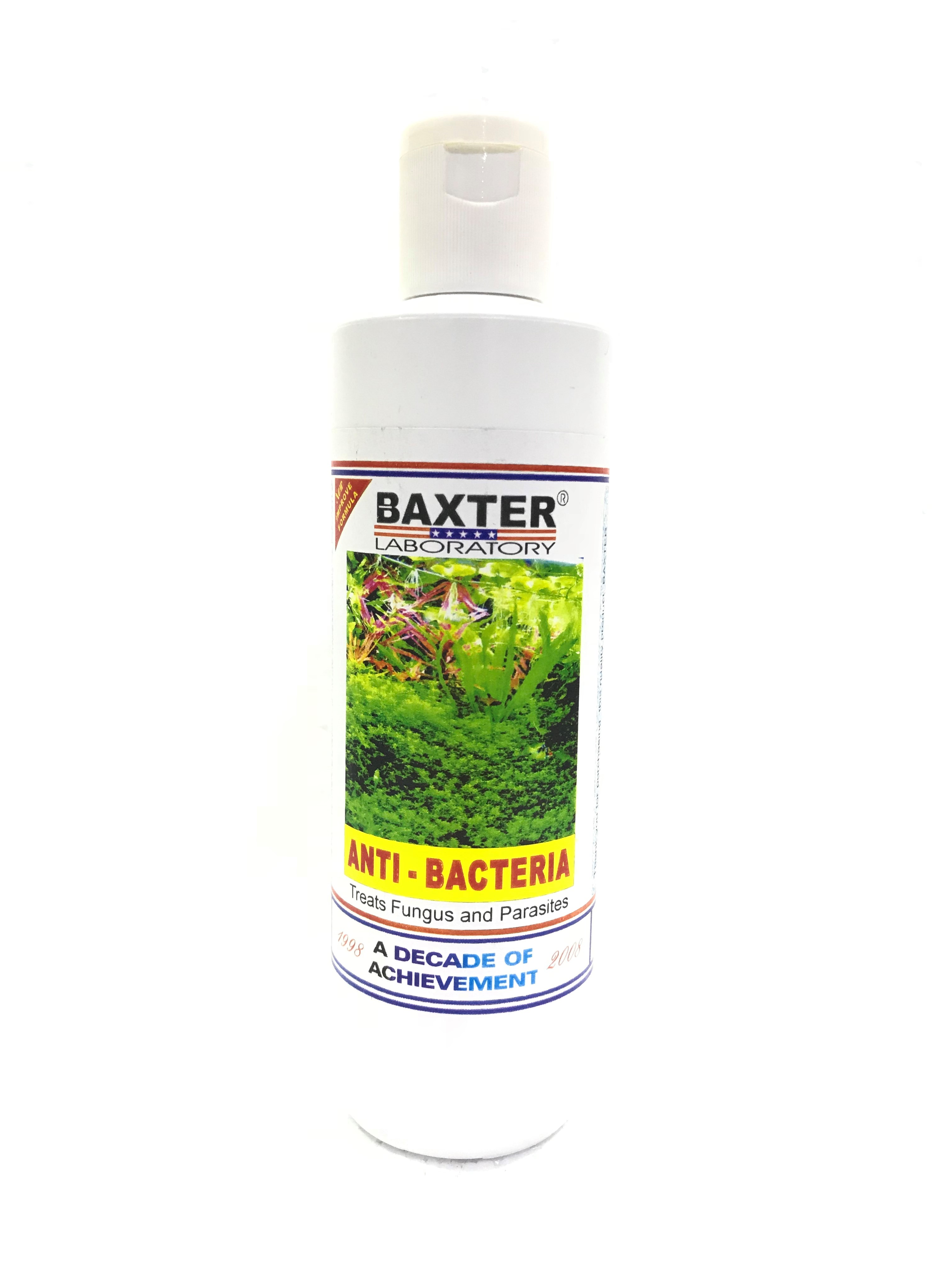 Baxter Anti-Bacteria