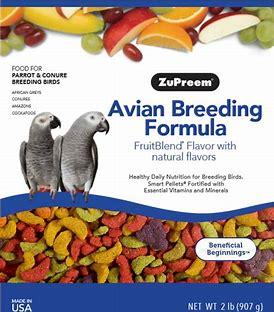 Zupreem AvianBreeder FruitBlend