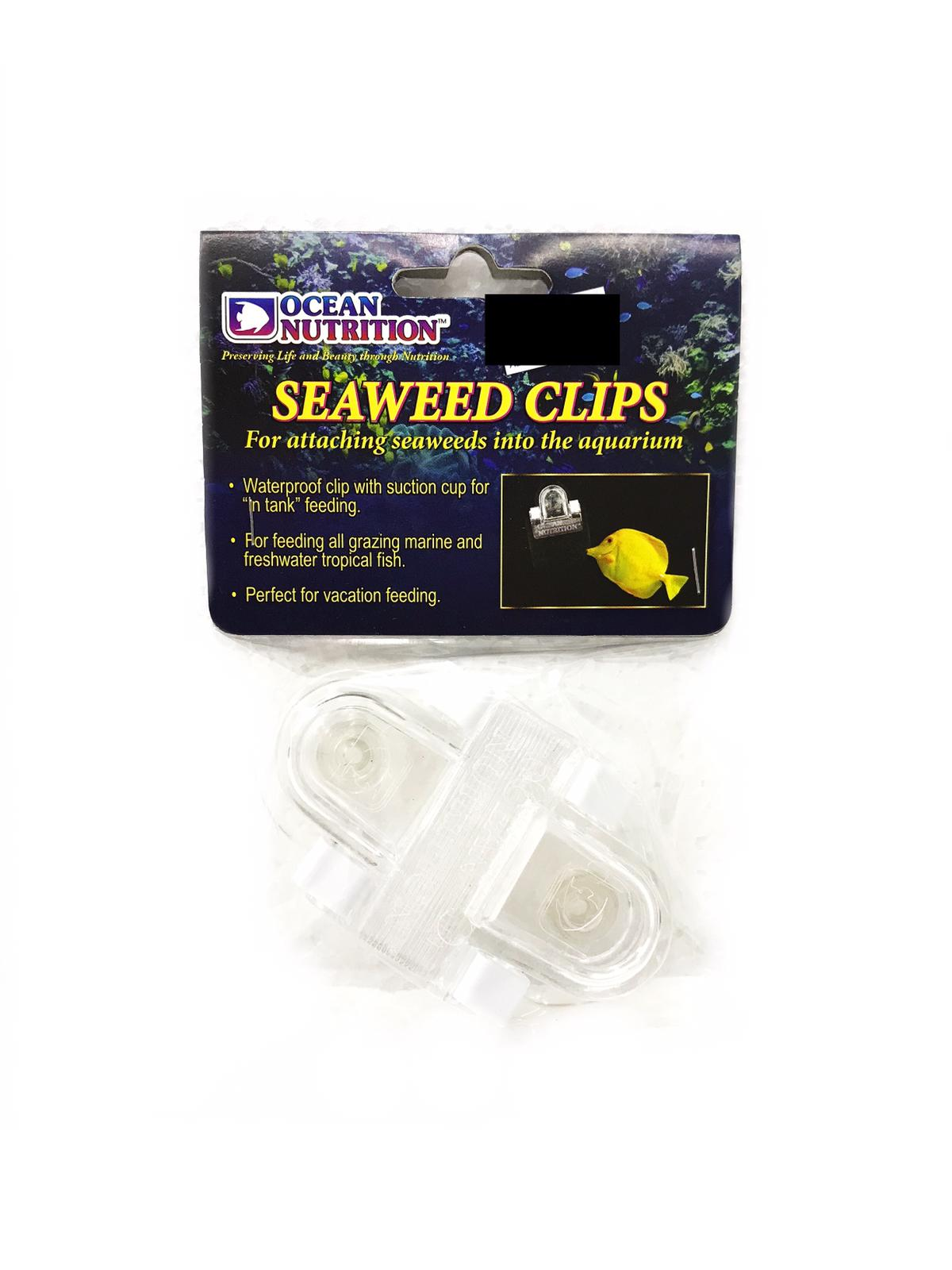 Ocean Nutrition Seaweed Clips (Double)