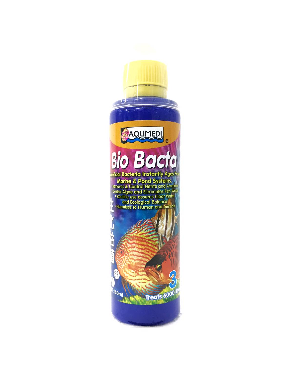 Aqumedi Bio bacta