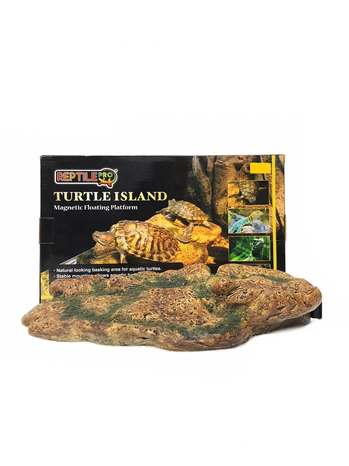ReptilePro Turtle Island (L)