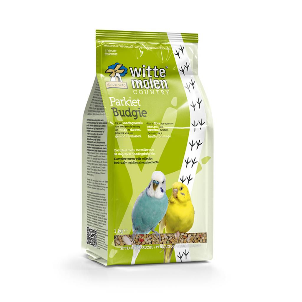 Witte Molen Country Budgie