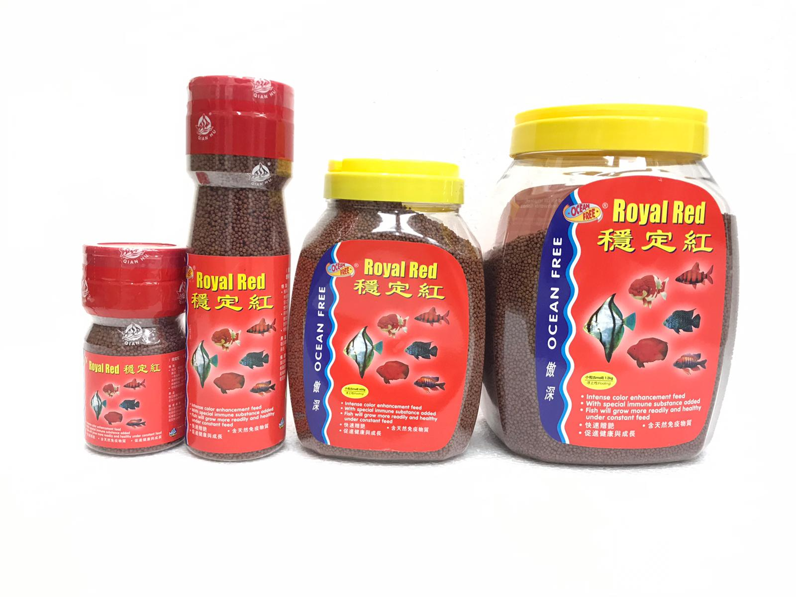OF Royal Red
