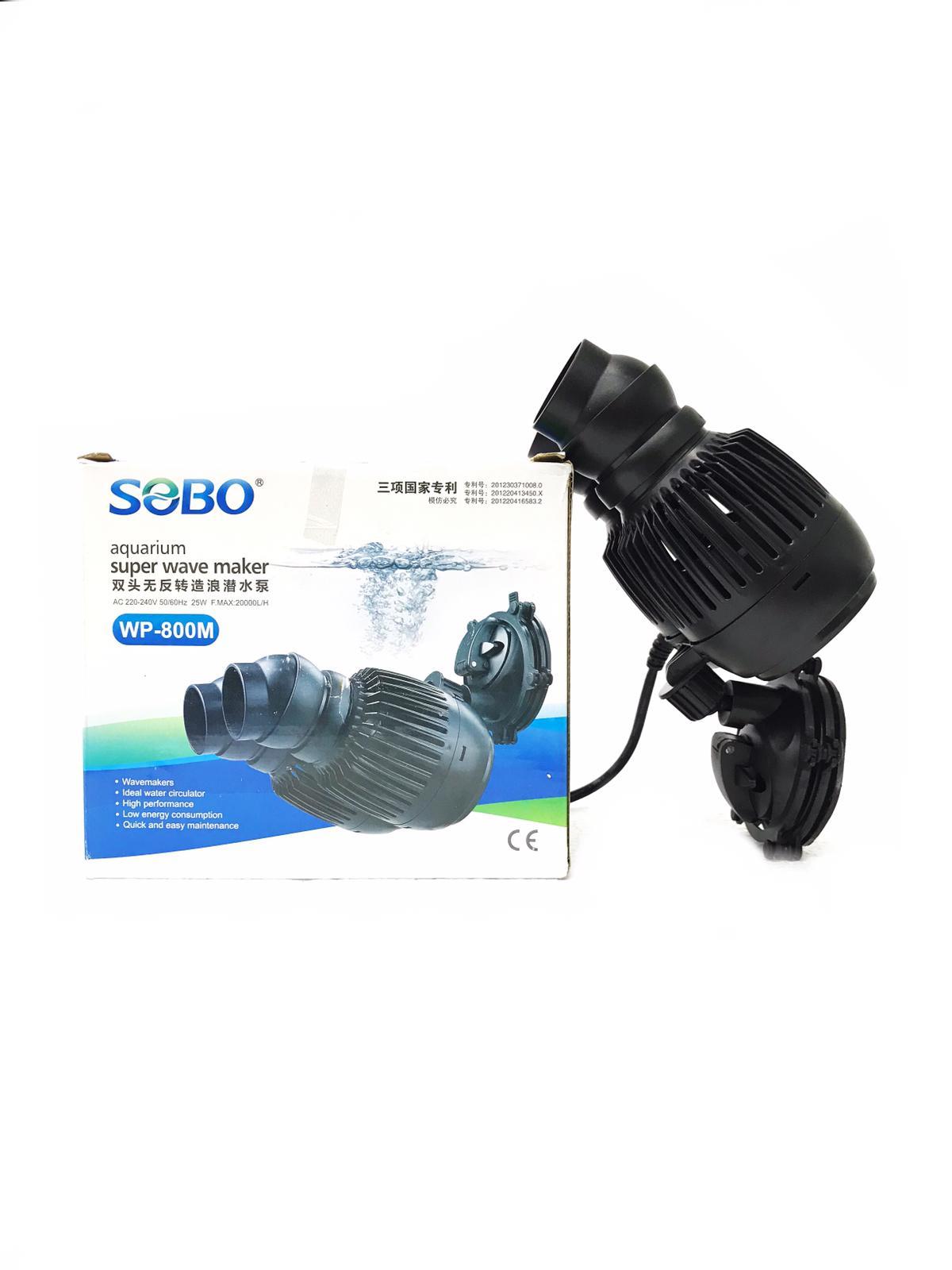 Sobo Super Wave Maker (Double Outlet)