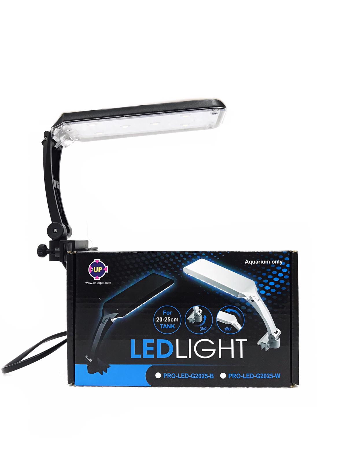 UP LED Light (Black)