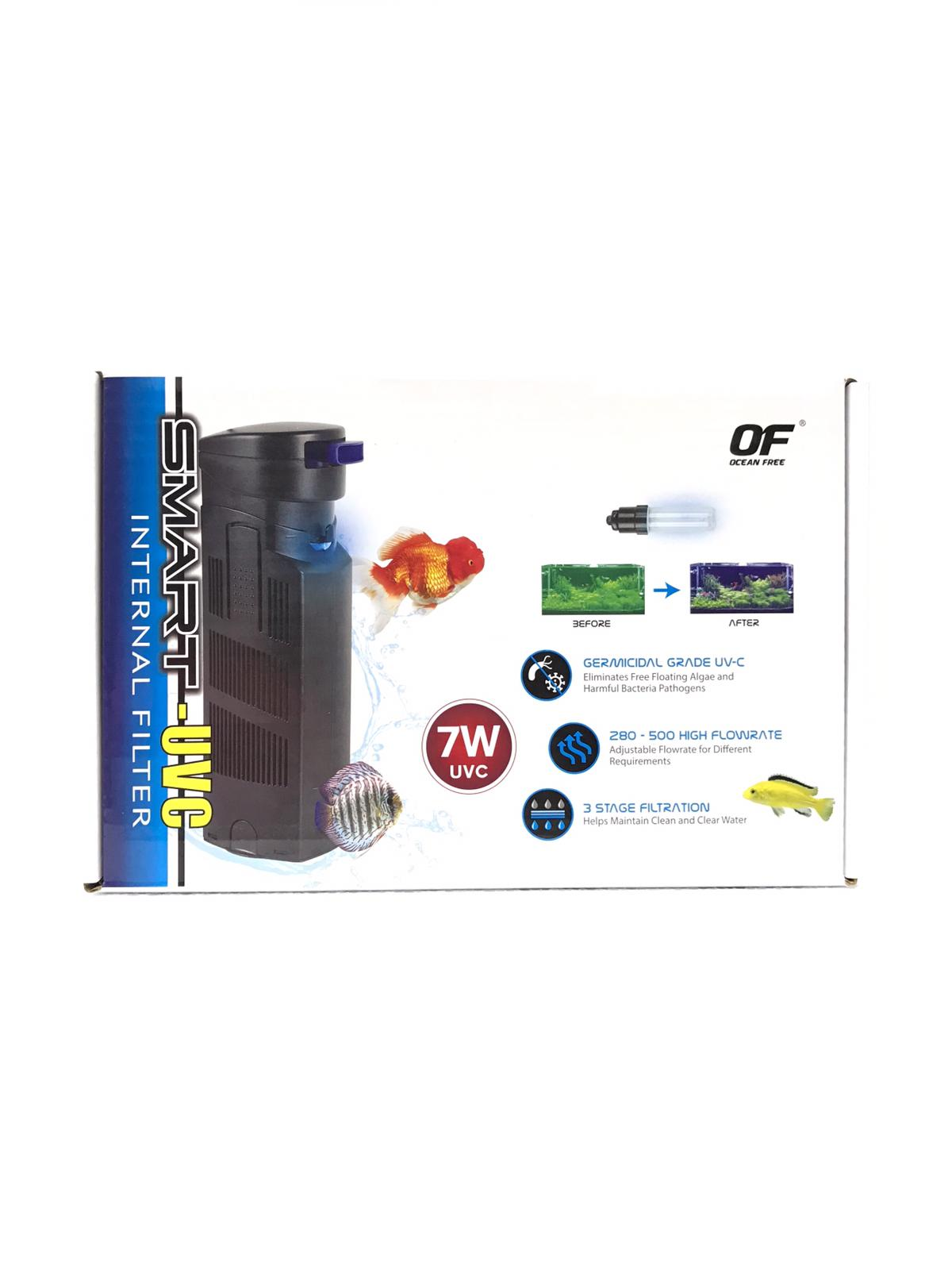 OF Smart UVC Internal Filter