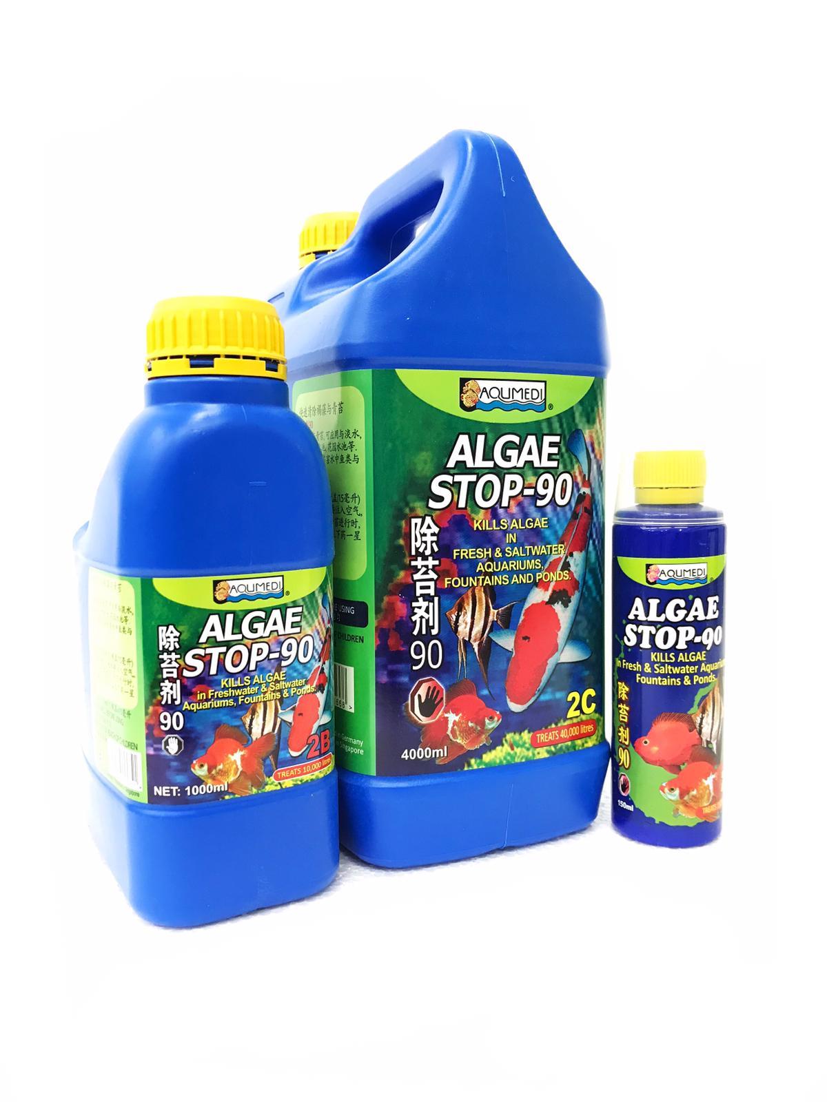 Aqumedi Algae Stop 90
