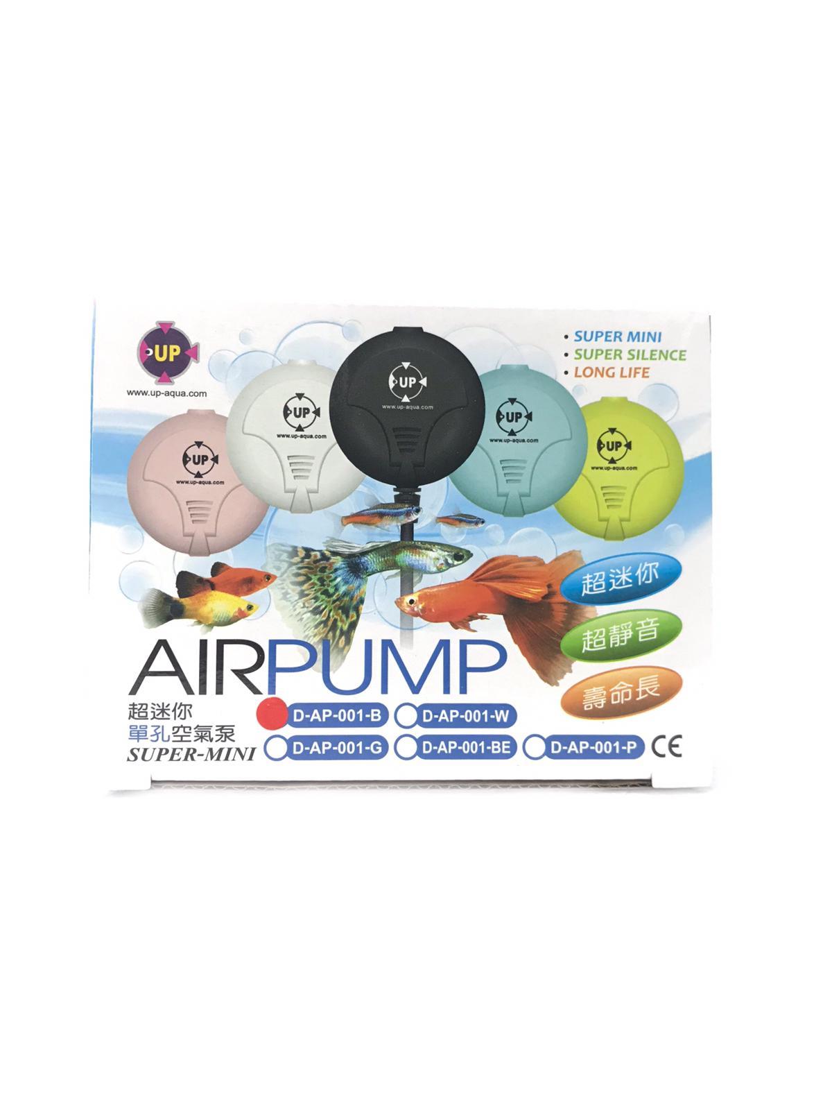 Up Super Mini Air Pump D-AP-001-B
