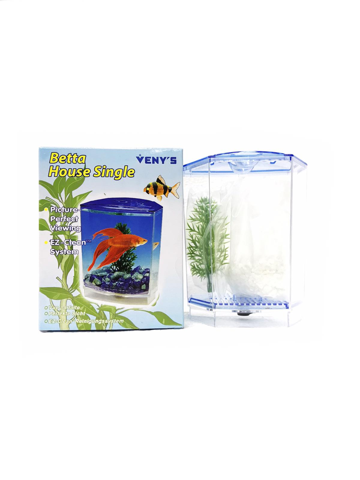 Veny's Betta House Single