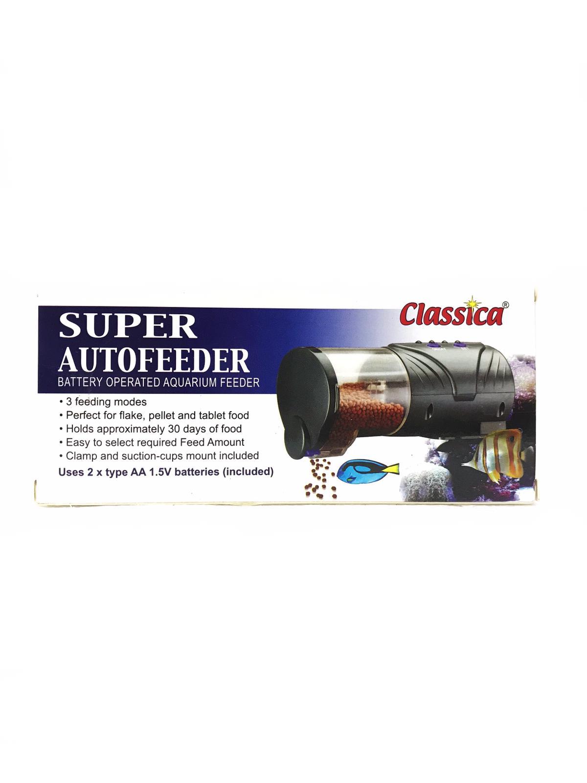 Classica Super Auto Feeder