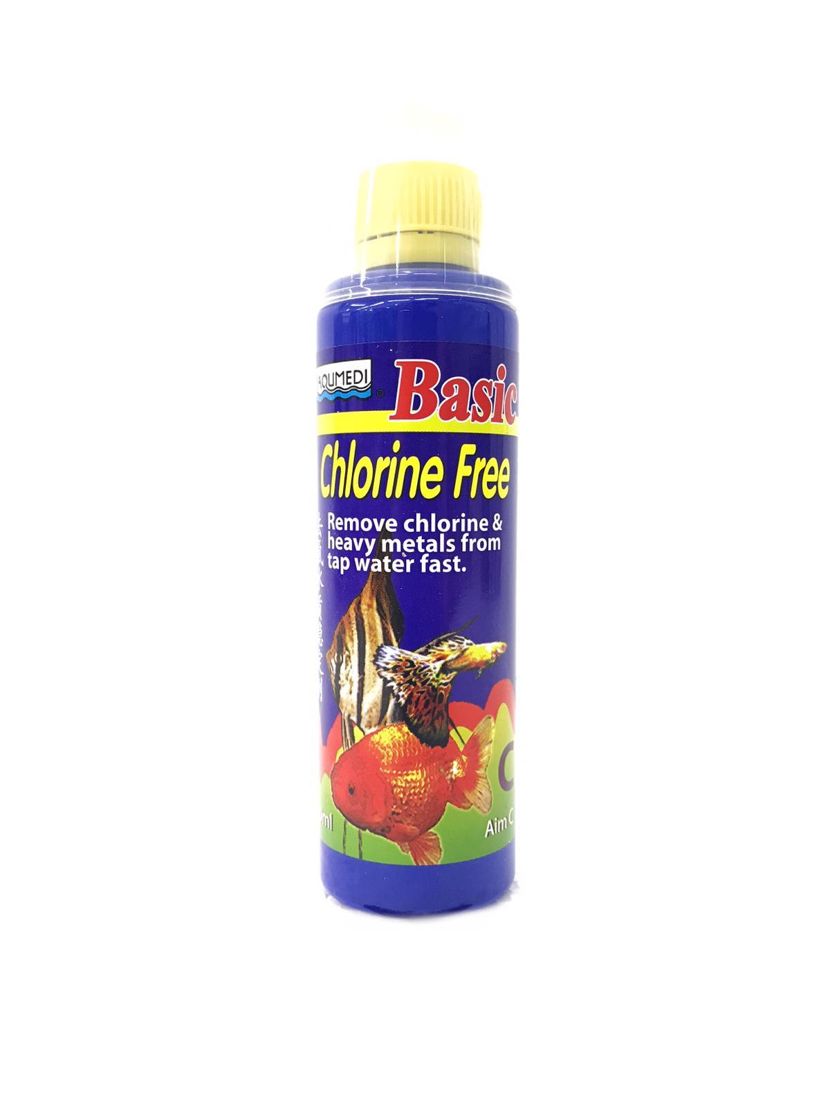 Aqumedi Basic Chlorine Free
