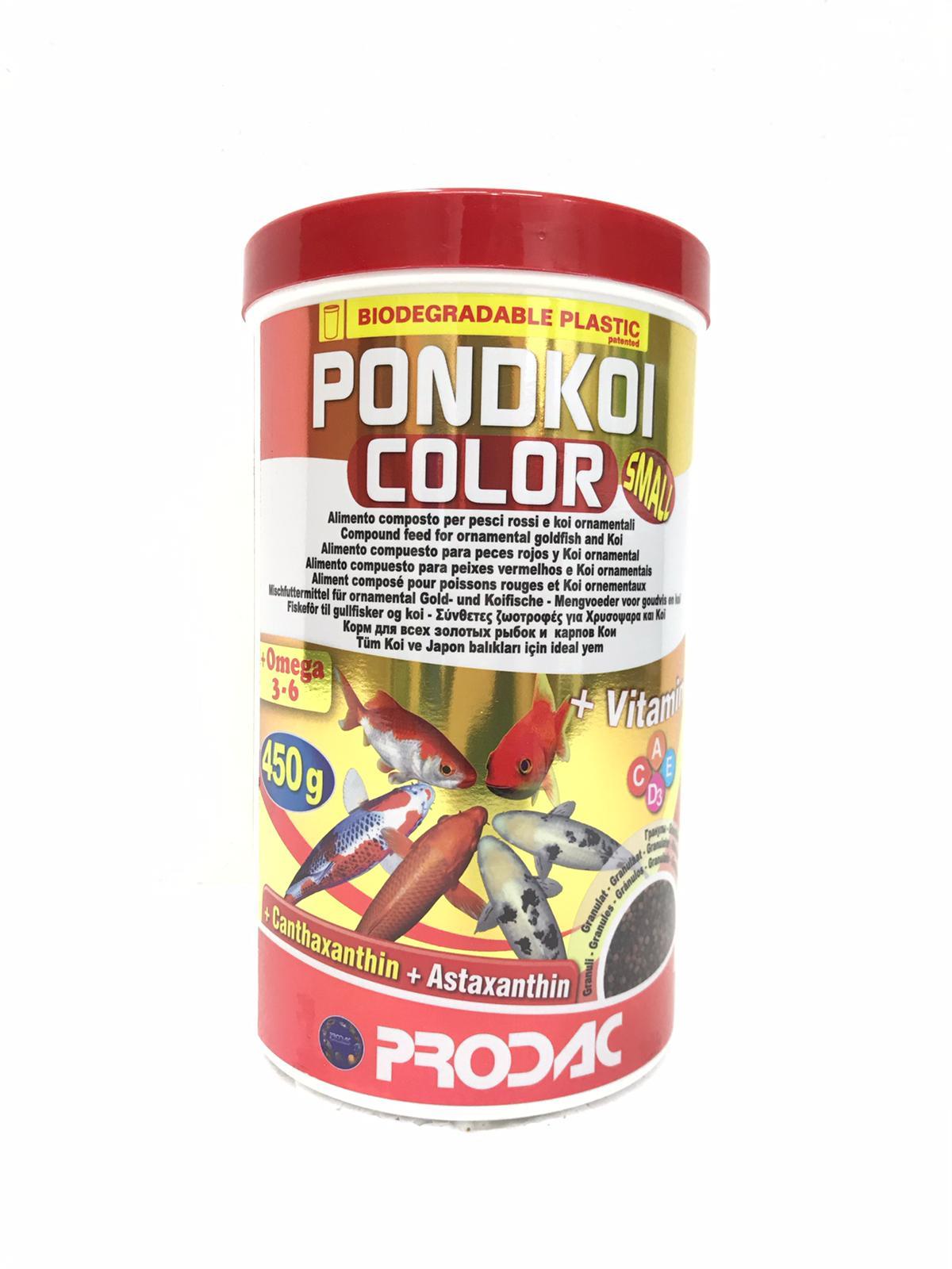 Prodac Pondkoi Color Small