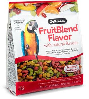 Zupreem FruitBlend