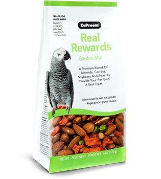 Zupreem Real Rewards Garden Mix