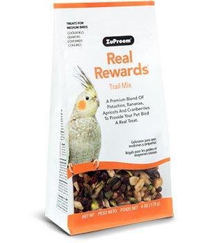 Zupreem Real Rewards Trail Mix Treats