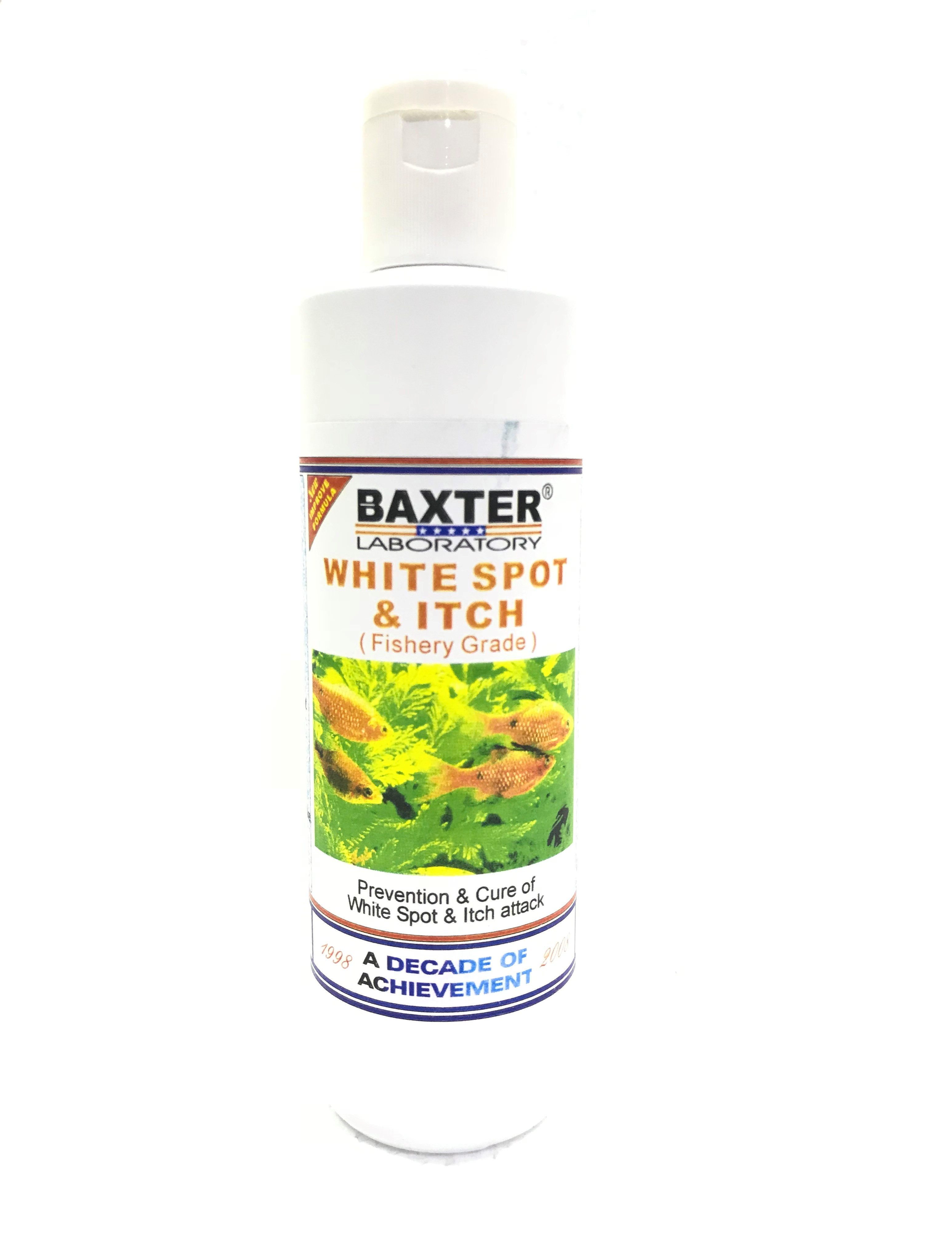Baxter White Spot And Itch (Fishery Grade)